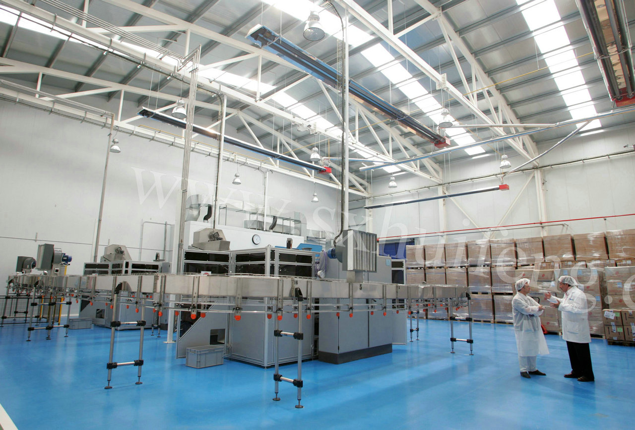 Water filling production plant 20000bph