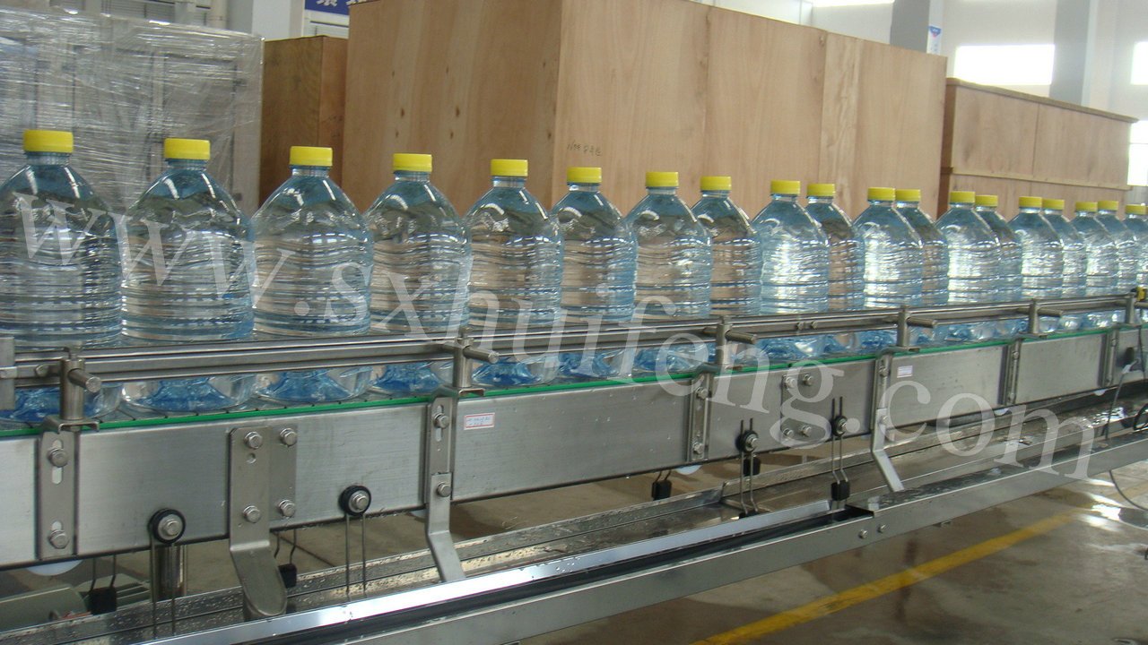 3L mineral water bottle filling machine