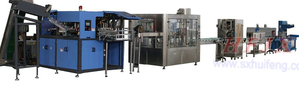 10000BPH mineral water bottling plant