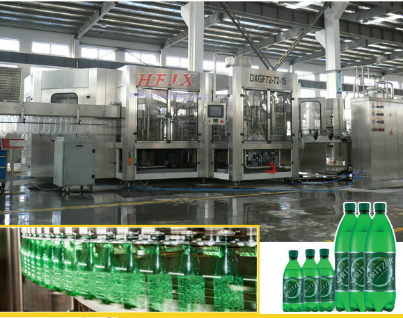 2L Carbonated drink bottling machinery manufacturer