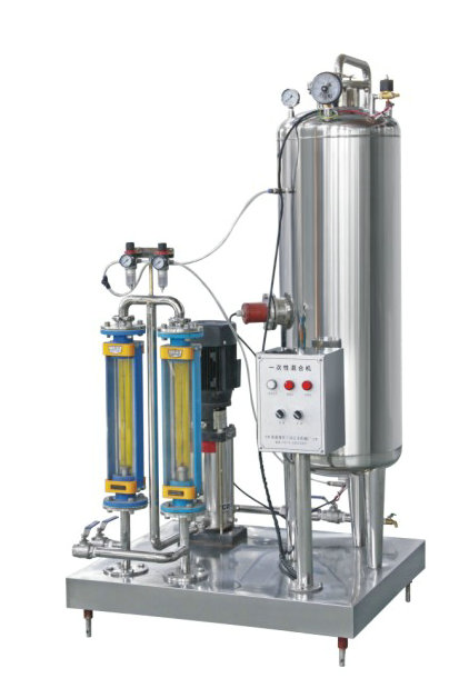 GAS mixing